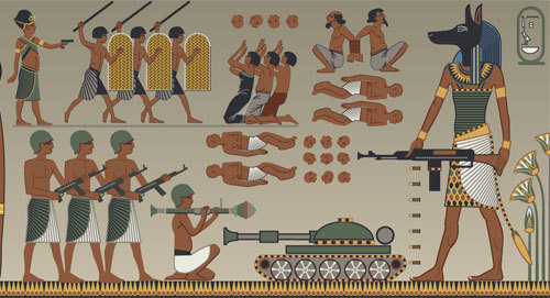 ancient egyptian heroes list